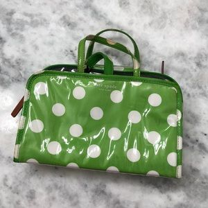 Kate Spade toiletry travel case